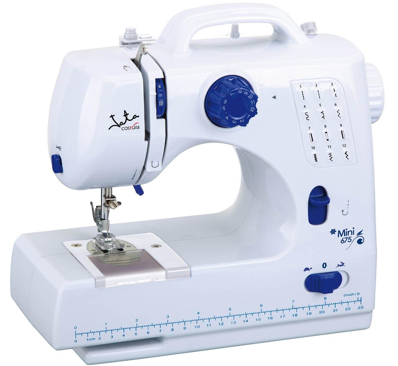 Jata MMC675N Mini - Máquina de coser - MundoCosturas.es