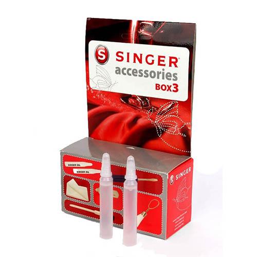 Set Accesorios Singer Nº3