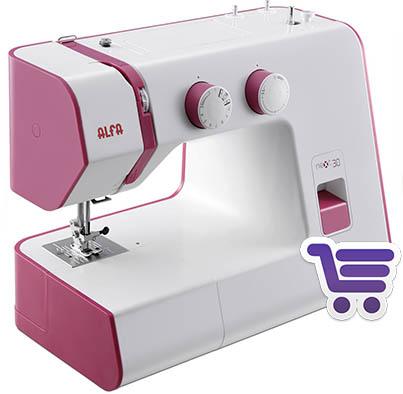 Alfa Next30 | Máquina de coser | MundoCosturas.es