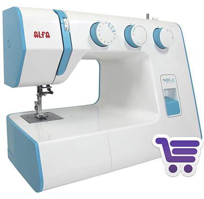 Alfa Next40 Spring maquina de coser mundocosturas