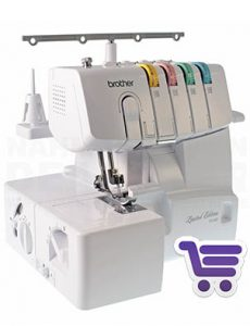 Brother Overlock 1034D