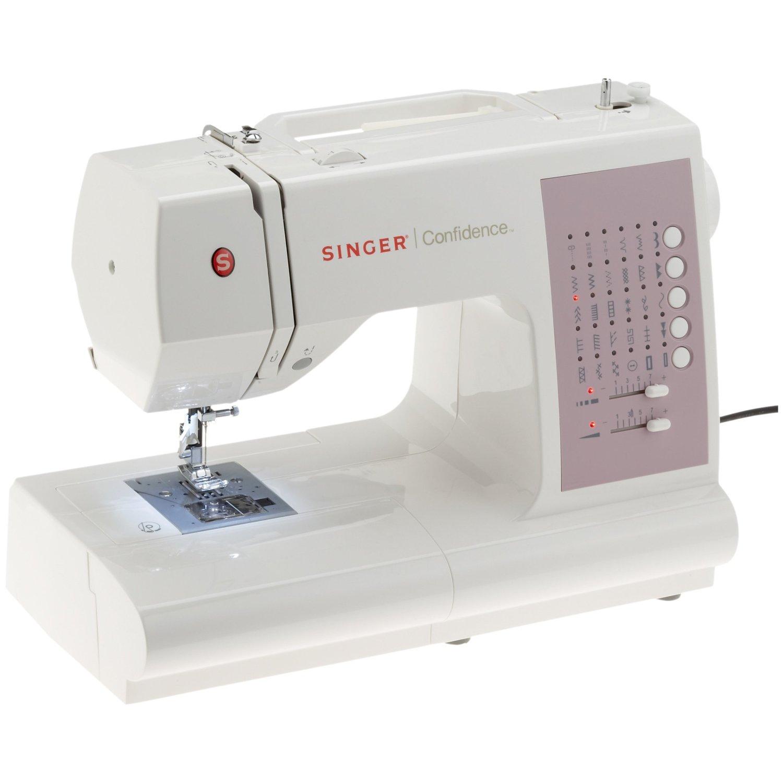 Singer 7463 Confidence - Máquinas de coser - MundoCosturas.es