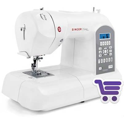 Singer Curvy 8770 | Máquina de coser | MundoCosturas.es