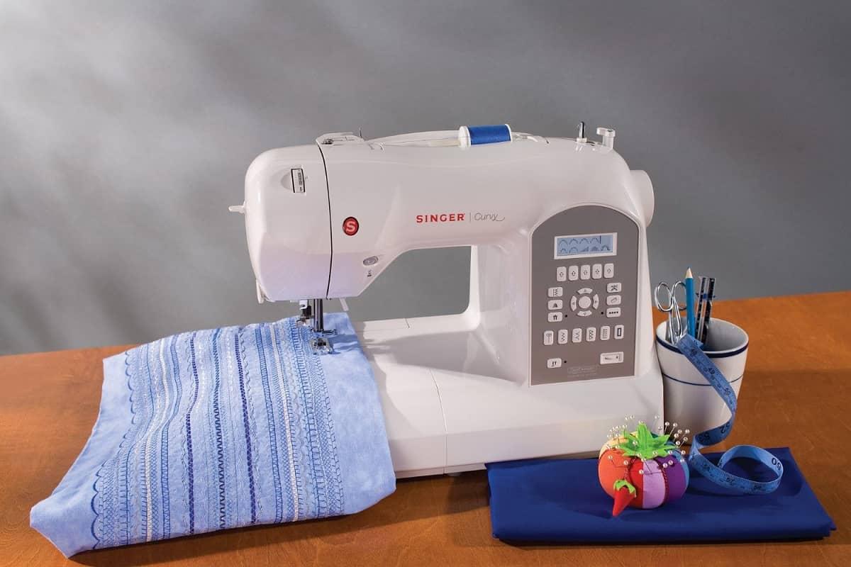 Singer Curvy 8770 máquinas de coser Singer