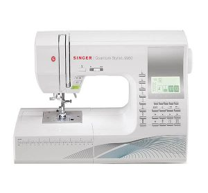 Singer Quantum Sylist 9960 maquinas de coser