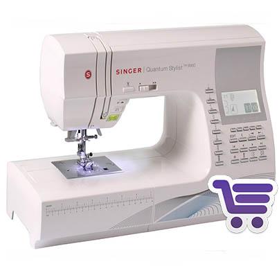 Singer Quantum Sylist 9960 | Máquina de coser | MundoCosturas.es
