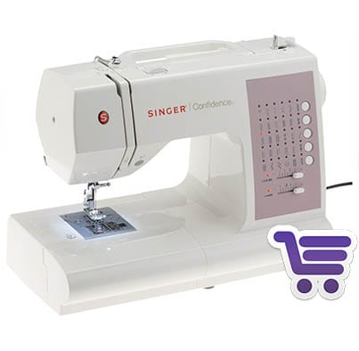 Singer 7463 Confidence | Máquina de coser | MundoCosturas.es