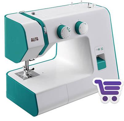Alfa Next30 Spring maquina de coser mundocosturas