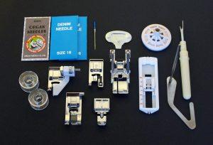 Toyota SUPERJ15 accesorios