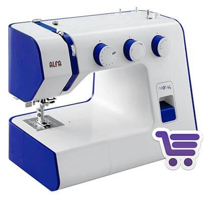 Alfa Next 45 | Máquina de coser | MundoCosturas.es