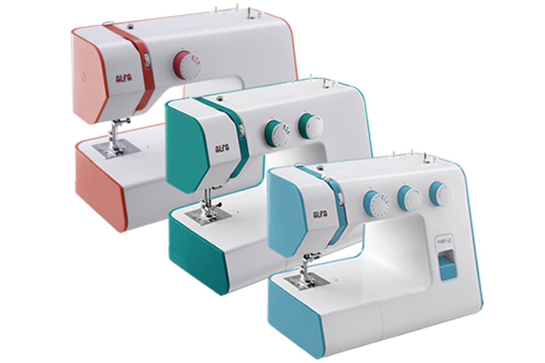 Las máquinas de coser Alfa