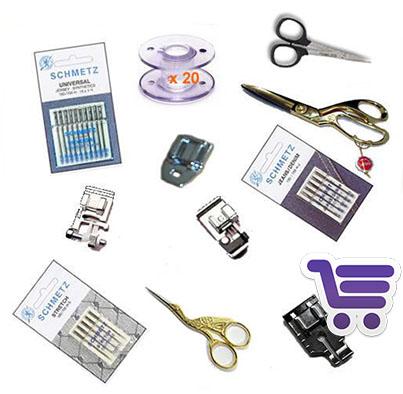 KIT Accesorios DELUXE | Accesorios | MundoCosturas.es