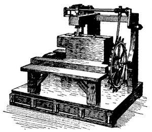 Thomas Saint máquina