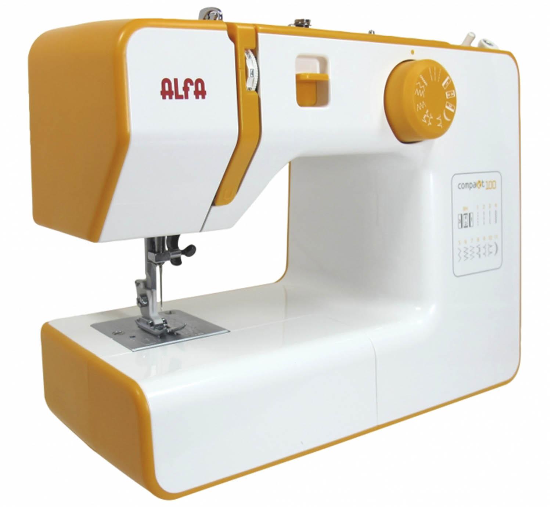 Alfa Compakt 100 | Máquina de coser | MundoCosturas