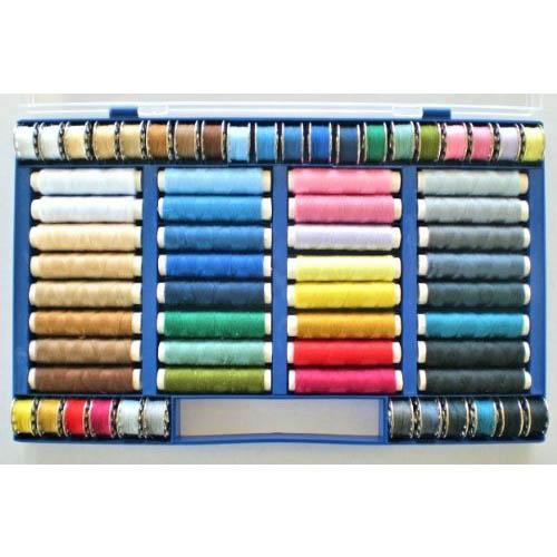 Juego de 64 hilos de colores