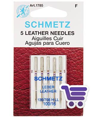 Leather (130/705 H-LL) | Accesorios | MundoCosturas.es