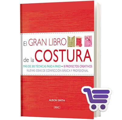 El Gran Libro De La Costura | Libro | MundoCosturas.es
