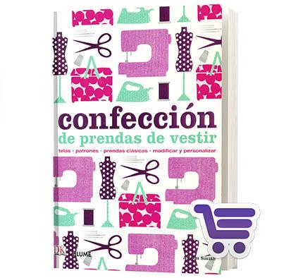 Confección De Prendas De Vestir | Libro | MundoCosturas.es