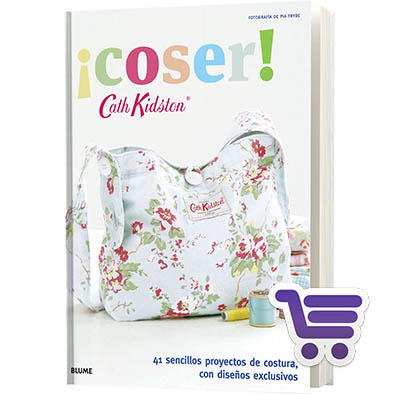 ¡Coser! | Libro | MundoCosturas.es