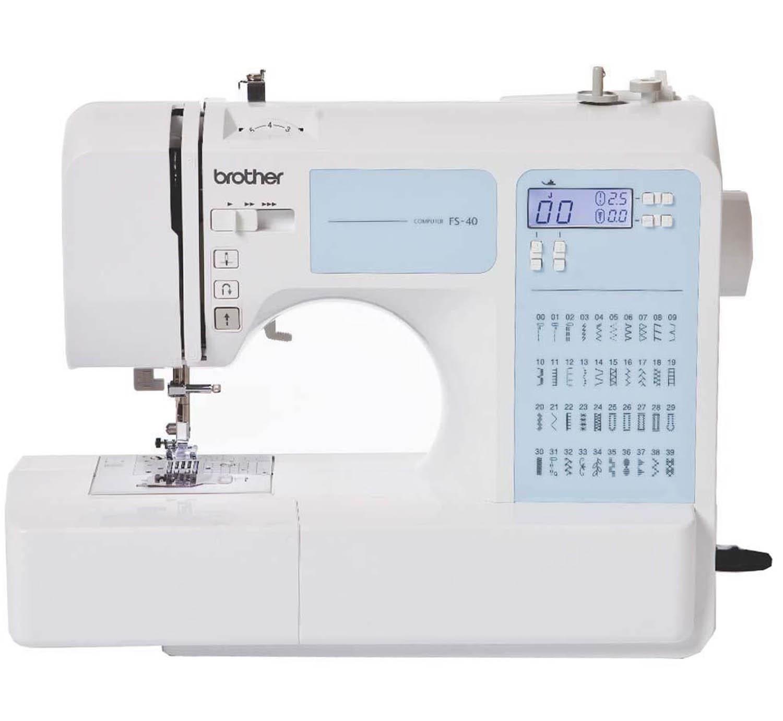 Brother FS 40 - Máquina de coser - MundoCosturas.es