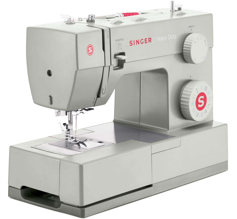 Singer 4411 Heavy Duty - Máquina de coser - MundoCosturas.es