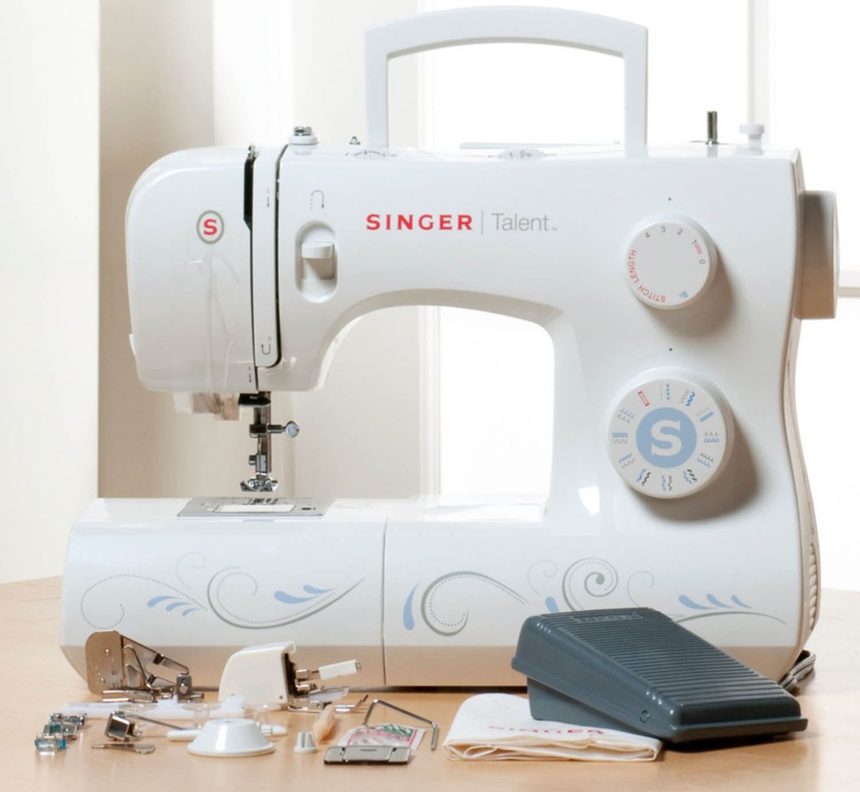 Singer Talent 3323 - Máquinas de coser - MundoCosturas.es