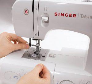 Singer Talent 3323 enhebrado