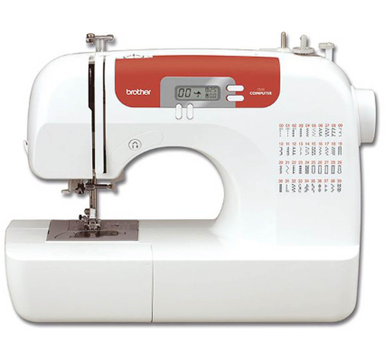 Brother cs10 m quina de coser for Maquinas de coser zaragoza
