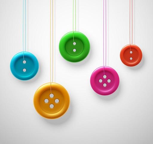 Coser botones