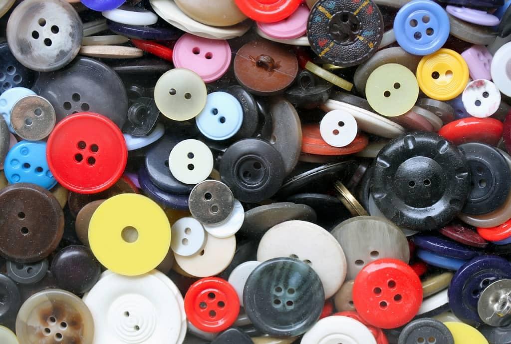 Cómo coser botones con tu maquina de coser