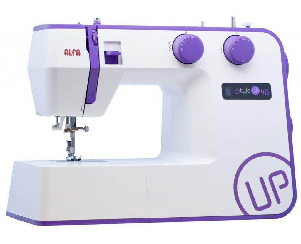 Alfa Style Up 40 - Máquina de coser - MundoCosturas.es