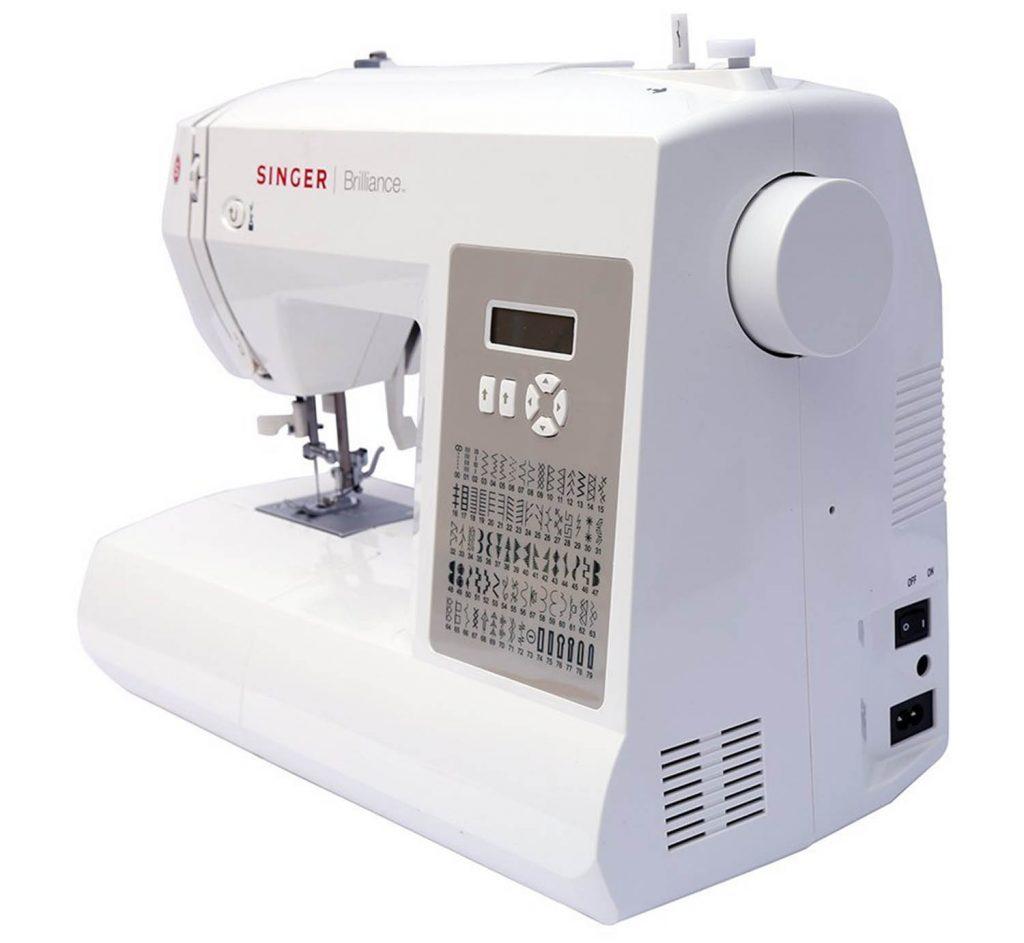 Singer Brilliance 6180 - Máquinas de coser - MundoCosturas.es