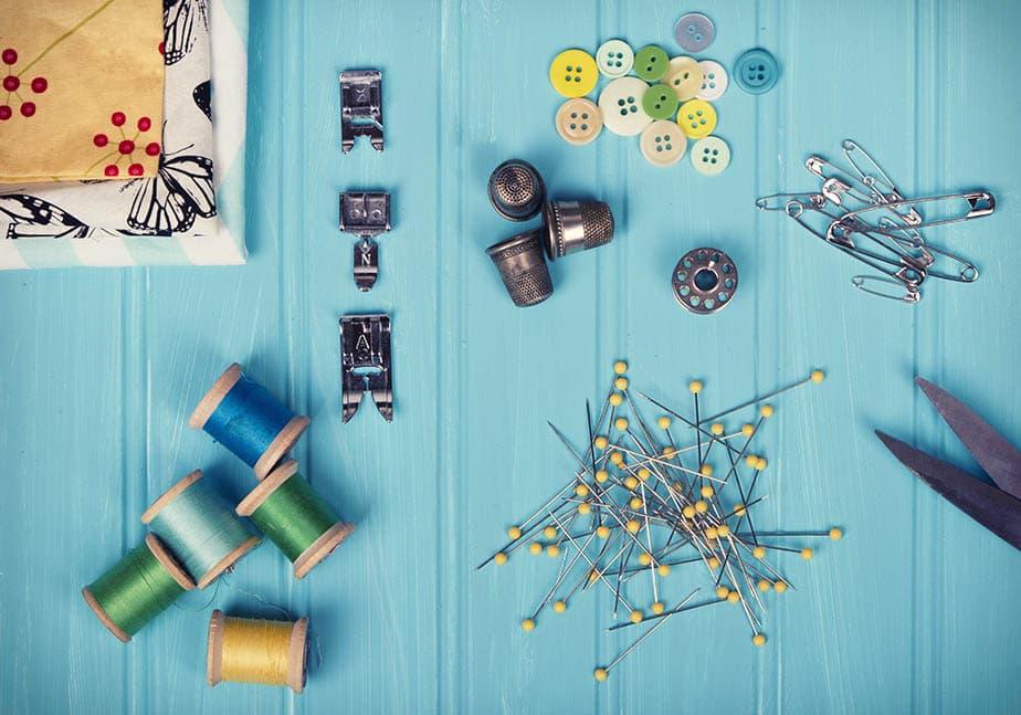 Elementos imprescindibles para coser