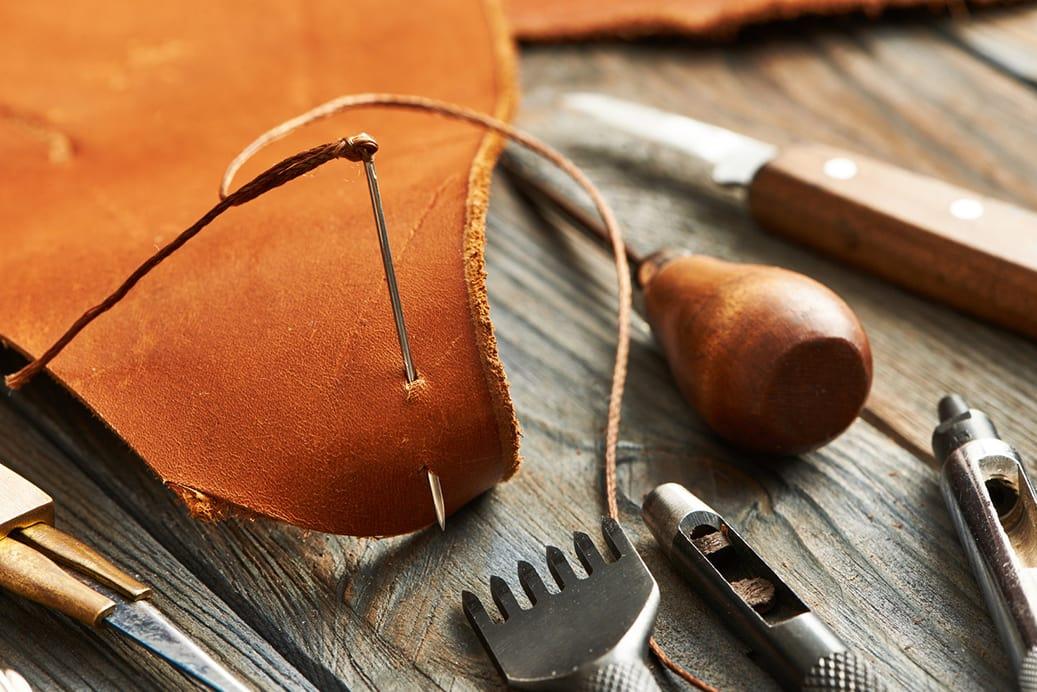 mejores máquinas para coser cuero