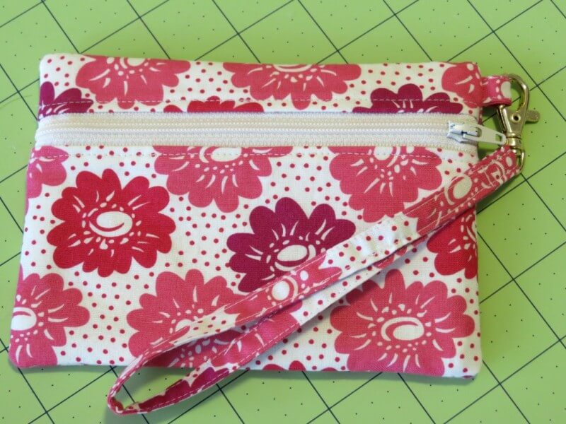 Como hacer un bolso con cremallera