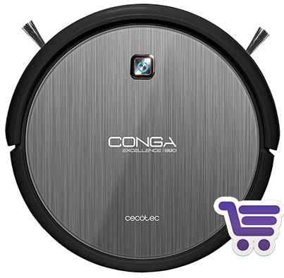 Cecotec Conga Excellence 990 | MundoCosturas.es