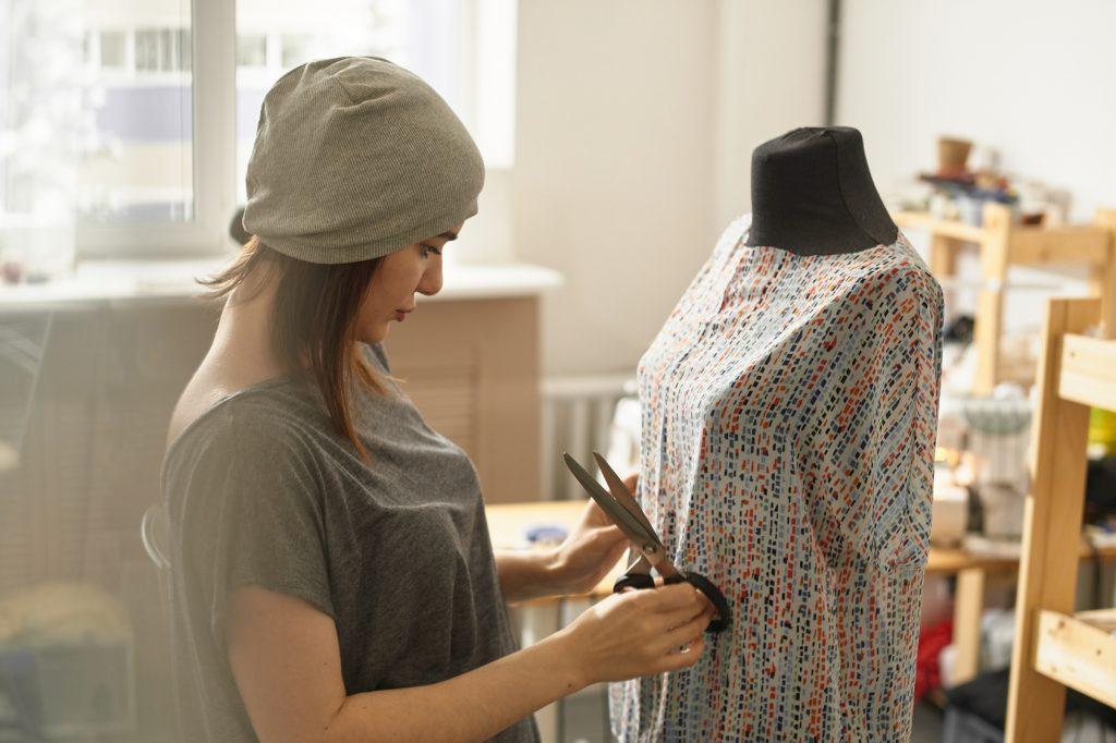 La costura como hobby