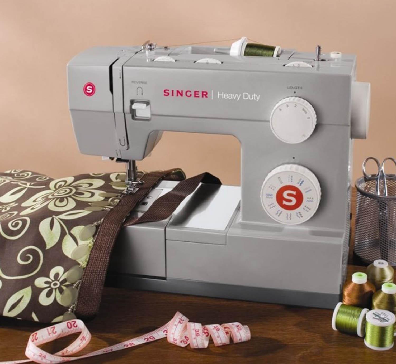 Singer 4423 Heavy Duty - Máquinas de coser - MundoCosturas.es