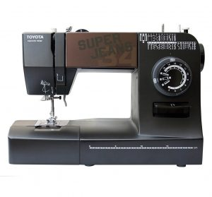 Toyota 34B Super Jeans maquinas de coser