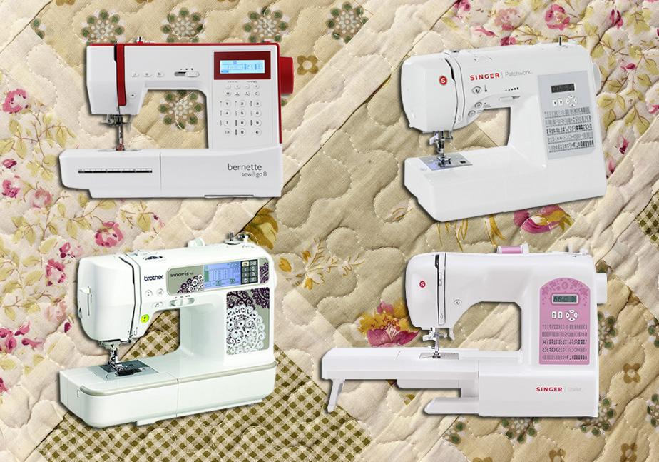 Máquinas de coser para Patchwork