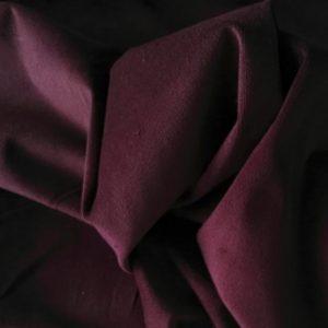 Velvetón telas costura