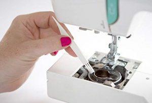 mantenimiento rutinario máquinas de coser