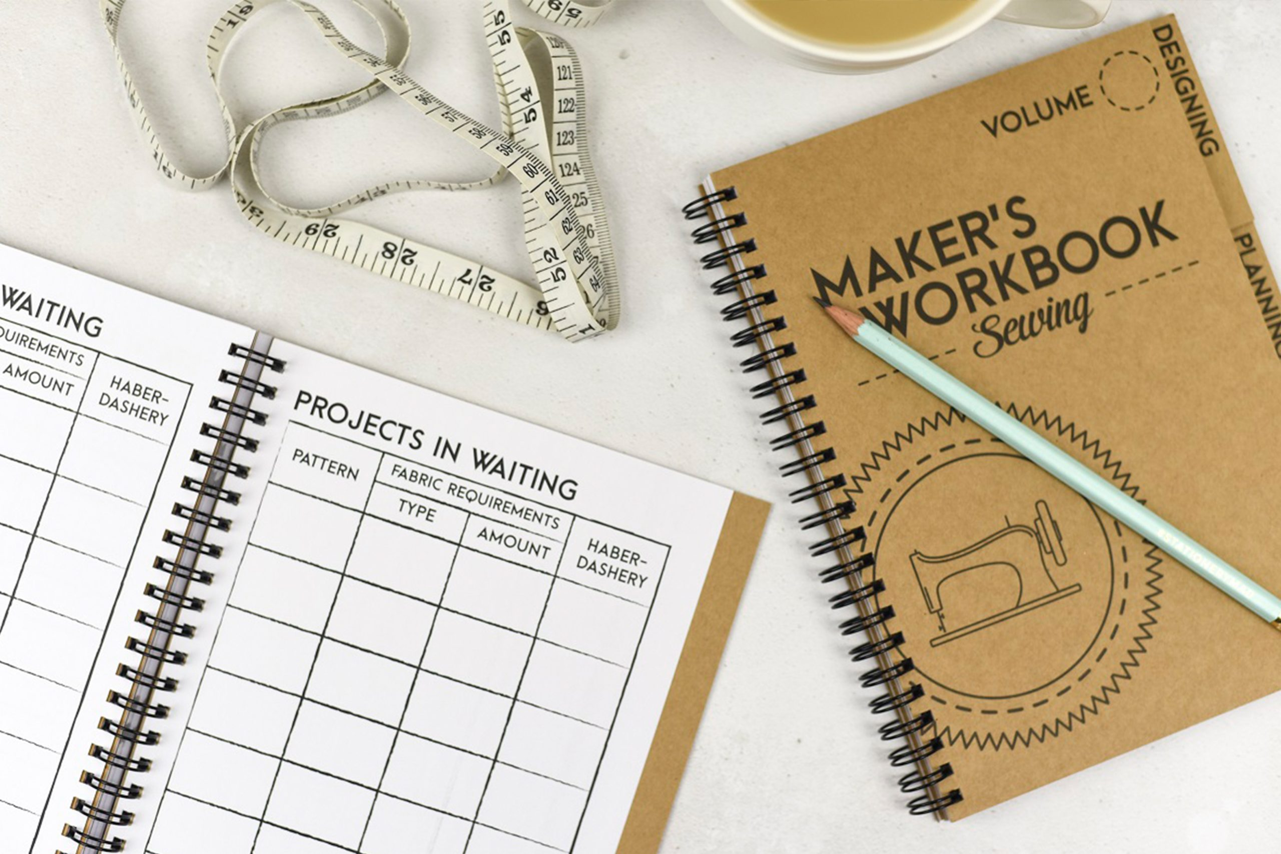3 maneras de organizar tus ideas de costura