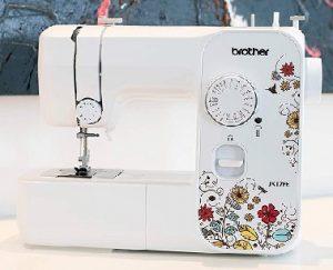 Brother JX17FE máquina de coser
