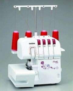 Brother M343D overlock