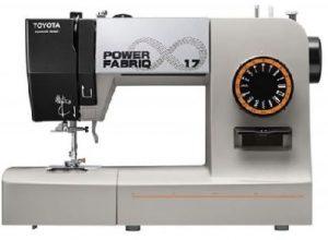 Toyota Power fabriq máquinas de coser