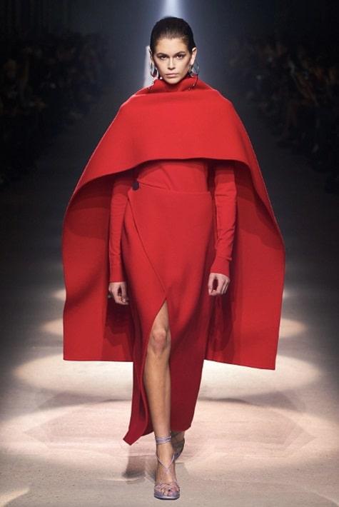 capas dramáticas moda