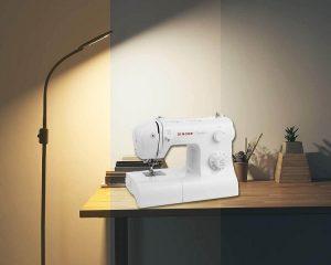 lámpara para coser