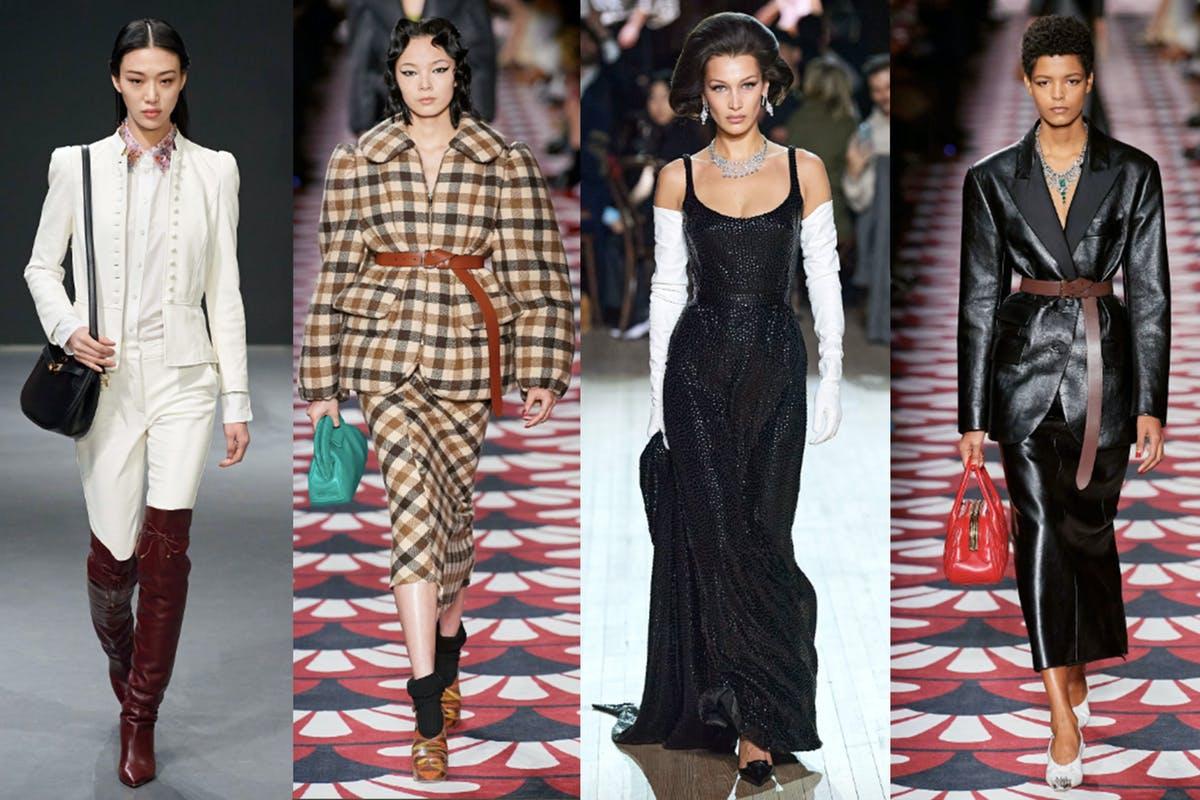 las tendencias de costura en primavera 2020