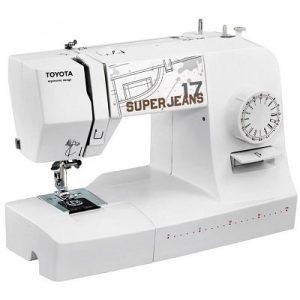 toyota superj17w máquina de coser